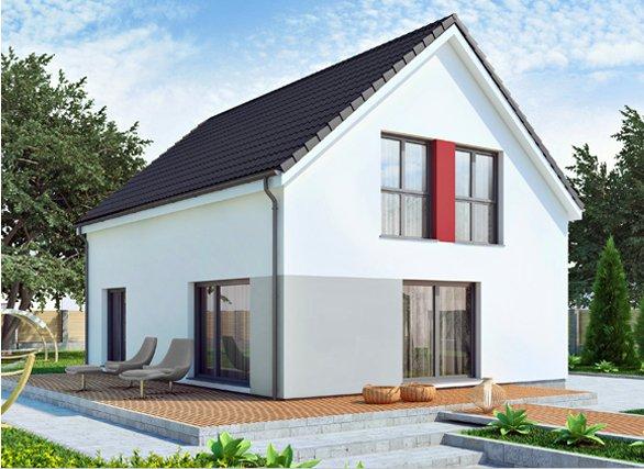 Wizualizacja domu Family 137