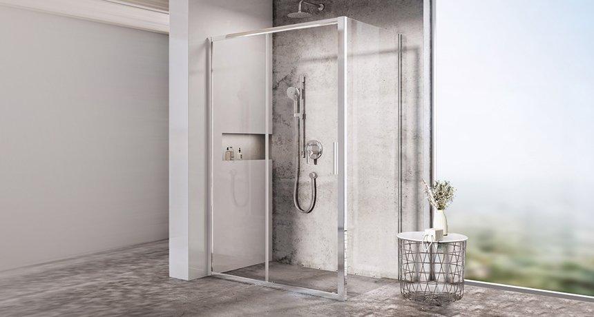 Für komfortables Duschvergnügen