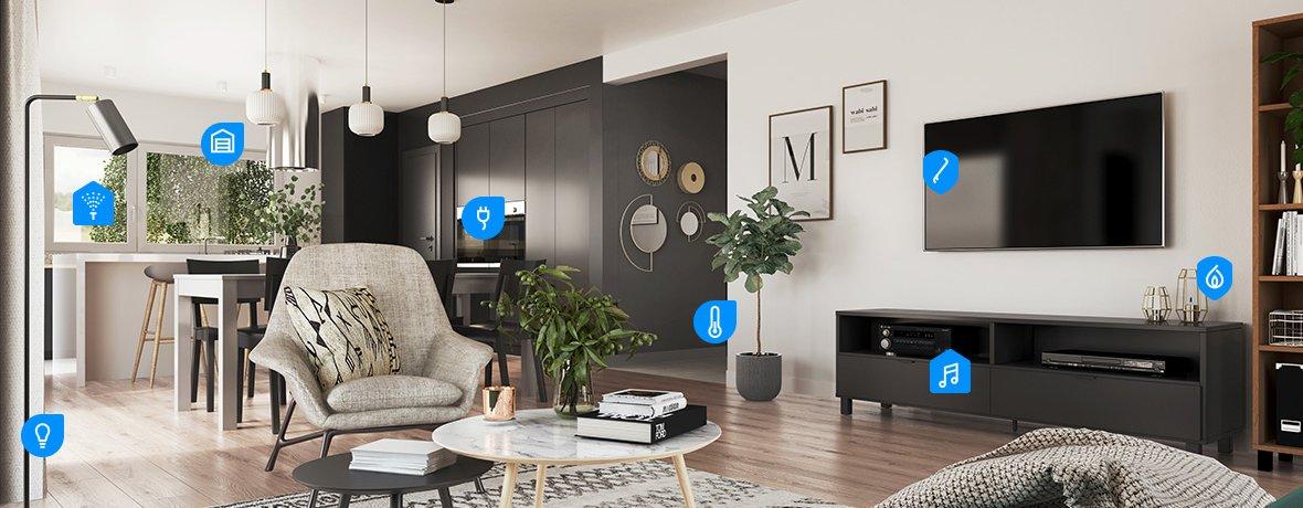 Fibaro Smart Home